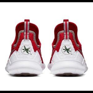 Ohio State Buckeyes Nike Women's Free TR 8 Shoes